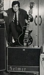 Jimmy Page session player