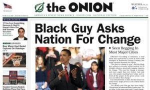 The Onion at 25