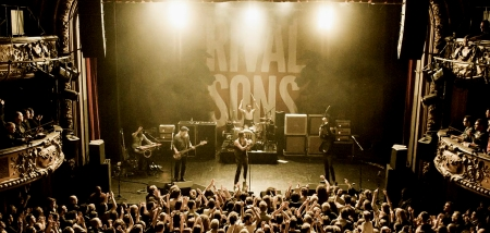 Rival Sons in Paris November 11th 2014 Cropped 1