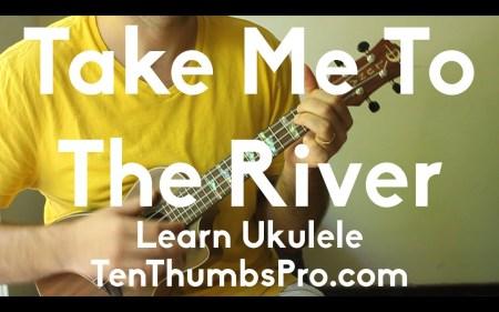 river ukulele