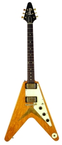 Photo of GUITAR and GIBSON GUITARS and GIBSON FLYING V GUITAR