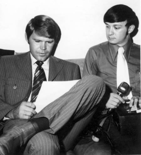 1968 Glen Campbell & Doug Thompson