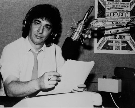 Bob on the Radio at CHUM FM 1
