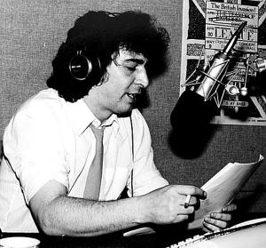 Bob on the Radio at CHUM FM 2