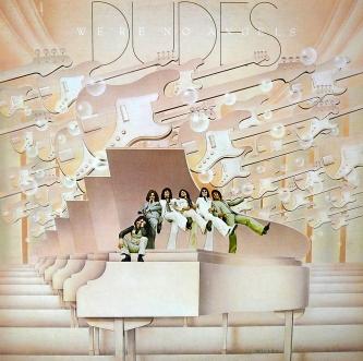 Dudes LP Cover