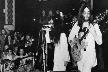 Jon and Yoko