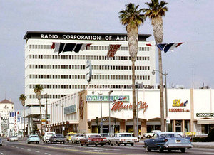 RCA Hollywood