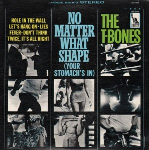 The T-Bones - No Matter What Shape (Your Stomach's In)