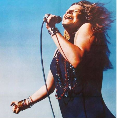 Janis and the joy of performing