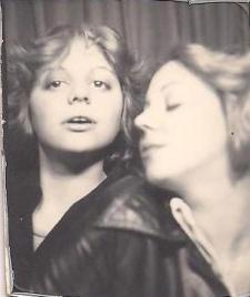 Jody and I 1976