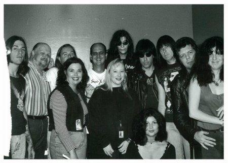Ramones + Frankie