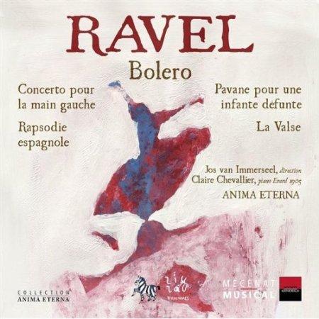 Ravel_Bolero Album Cover