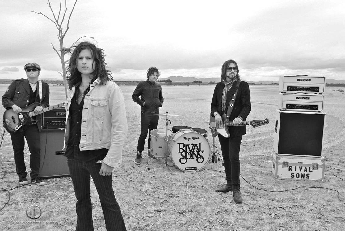Rival Sons Singer Rival Sons is an American