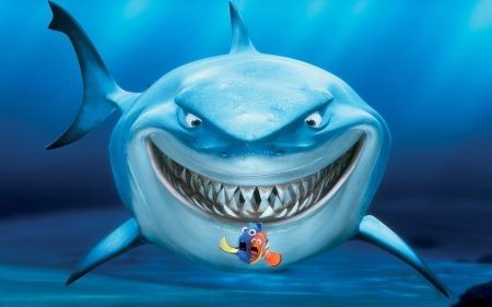 Shark from Finding Nemo
