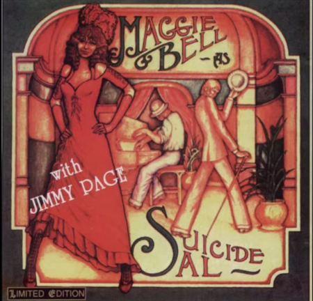 Suicide Sal album cover
