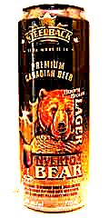 Tiverton bear beer