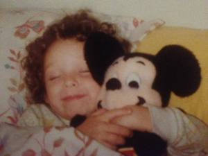 Amy and Mickey