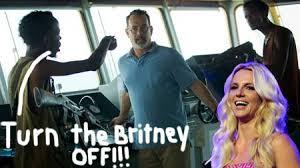 britney scares pirates