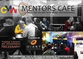 CMW Mentor's cafe