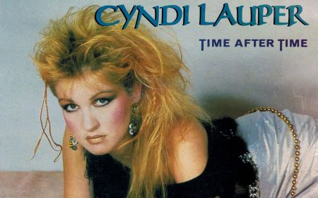Cyndi young Time After Time