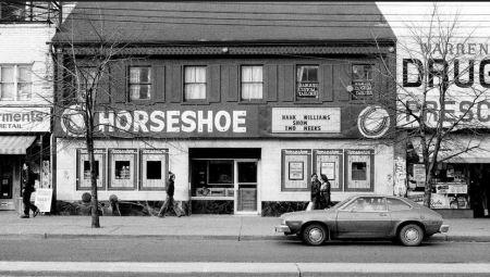 Hoseshoe old