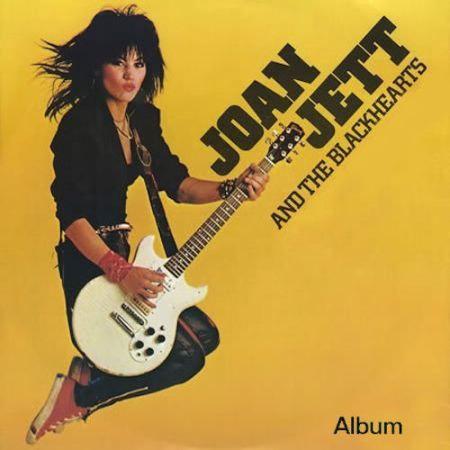 Joan - leaping