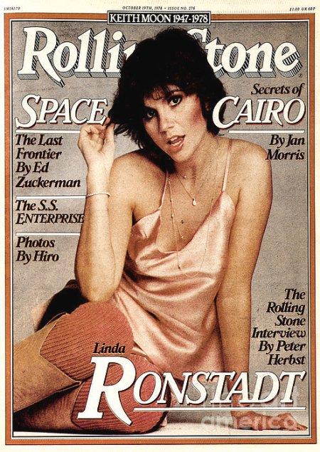 Linda Rolling Stone 1978
