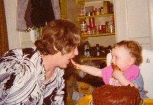Mom and Amy