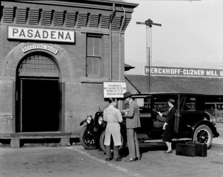 Pasadena 1926