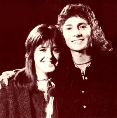 Suzie and Chris Norman