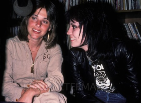 Suzie and Joan Riot Grrrl