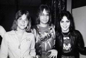 Joan Jett And The Runaways - File Photos
