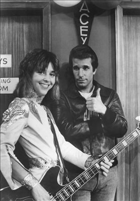 Suzie and The Fonz