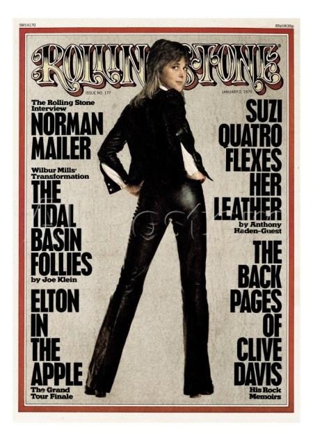 Suzie Rolling Stone Mag