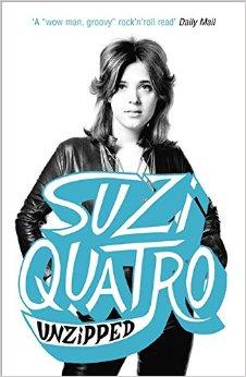 Suzie Unzipped book