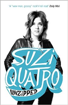 Suzie Unzipped book