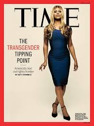 time transgender