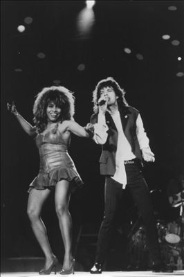 Tina and Mick
