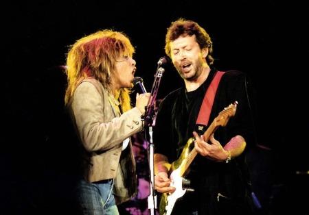 Tina-Turner-and-Eric-Clapton