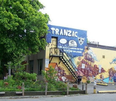 Tranzac outside shotl