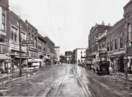Beale Street 1920