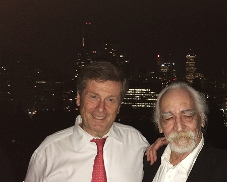 Bob and Tory