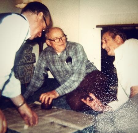 Bob Gray My Dad Uncle Al Liar's Dice