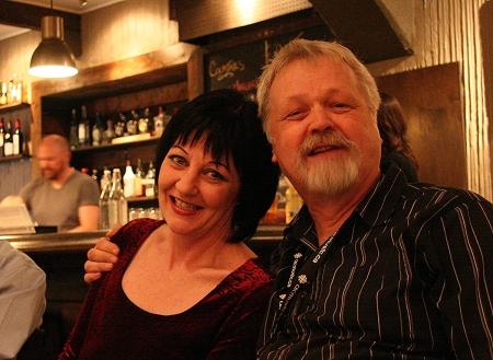 Greg and Jen