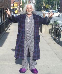 homeless bob