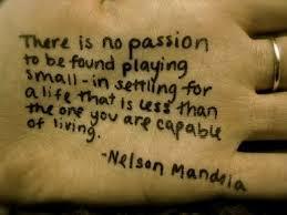 passion Mandela