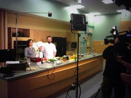 Richard Julien Chef Live