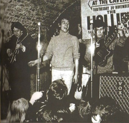 Hollies at the Cavern