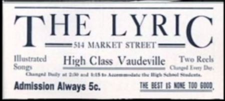 Ma Rainey theatre The Lyric