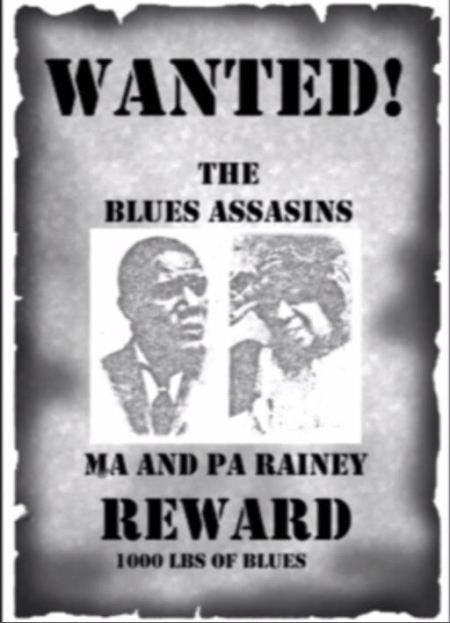 Ma Rainy The Blues Assasins